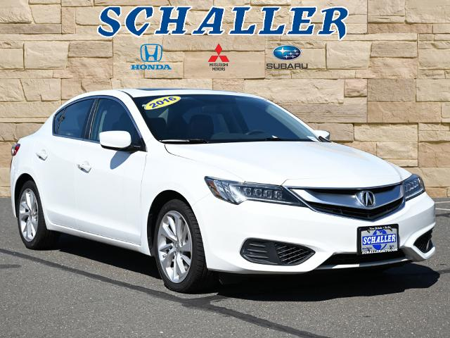 Pre-Owned 2016 Acura ILX 2.4L w/AcuraWatch Plus Package