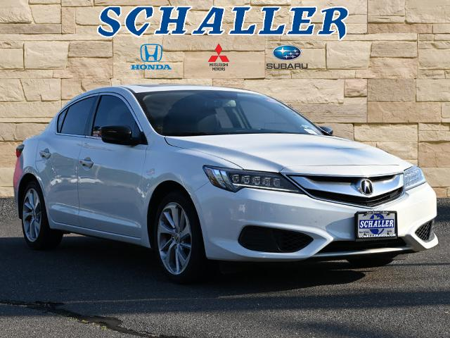 Pre-Owned 2017 Acura ILX Premium Package w/Premium Package