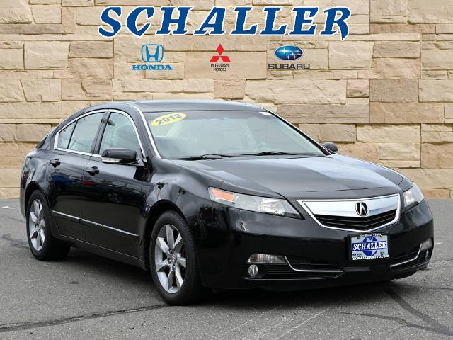 Pre-Owned 2012 Acura TL 3.5 w/Technology Package