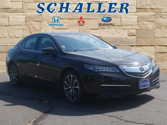 Pre-Owned 2017 Acura TLX 3.5L V6 w/Technology Package