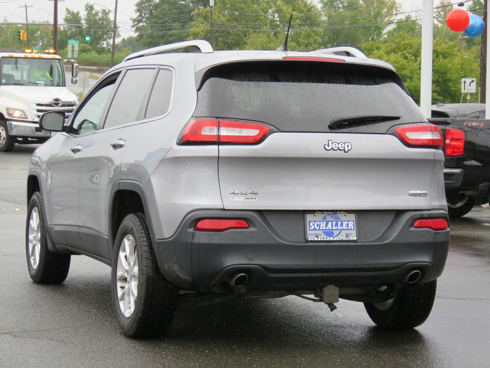 Pre Owned 2014 Jeep Cherokee Latitude