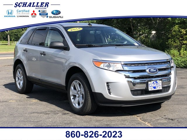 2014 Ford Edge Se >> Pre Owned 2014 Ford Edge Se Sport Utility In New Britain Mp19172