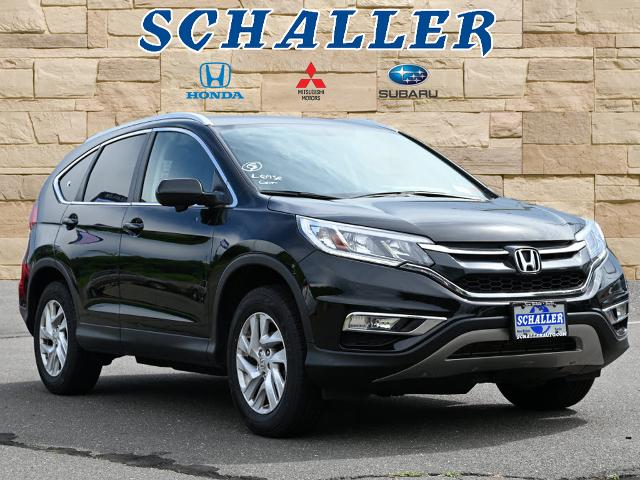Pre-Owned 2016 Honda CR-V EX-L w/Navigation