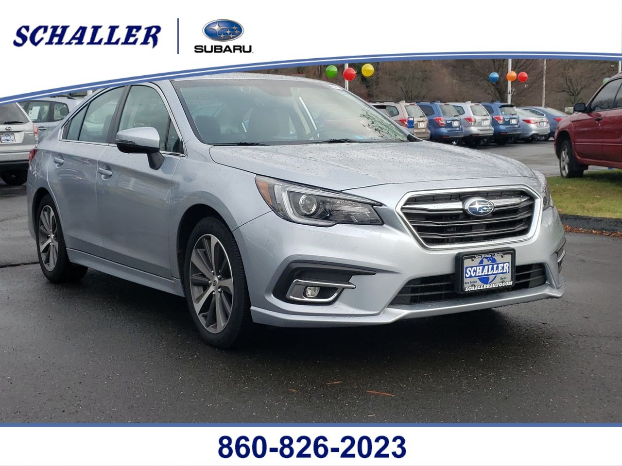 Certified Pre-Owned 2019 Subaru Legacy Limited