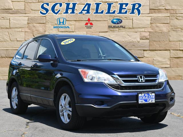 Pre-Owned 2010 Honda CR-V EX-L w/Navigation