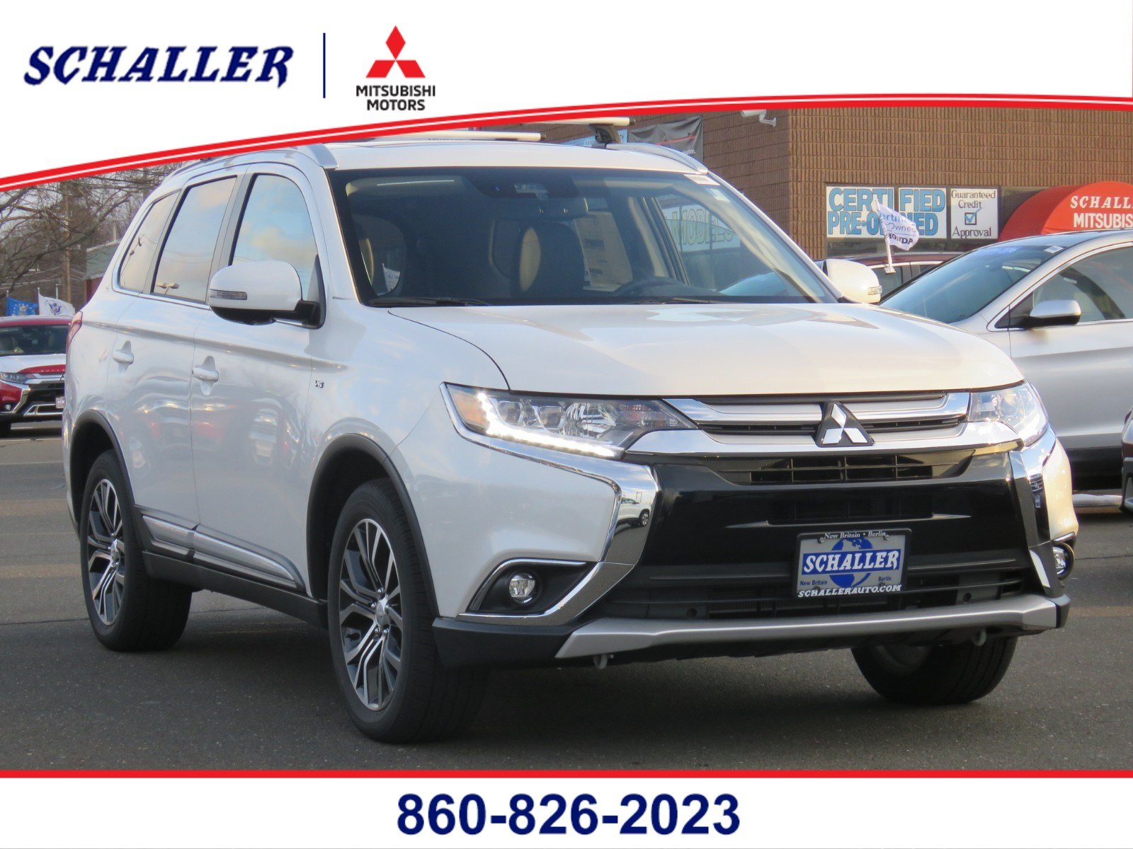 New 2018 Mitsubishi Outlander GT
