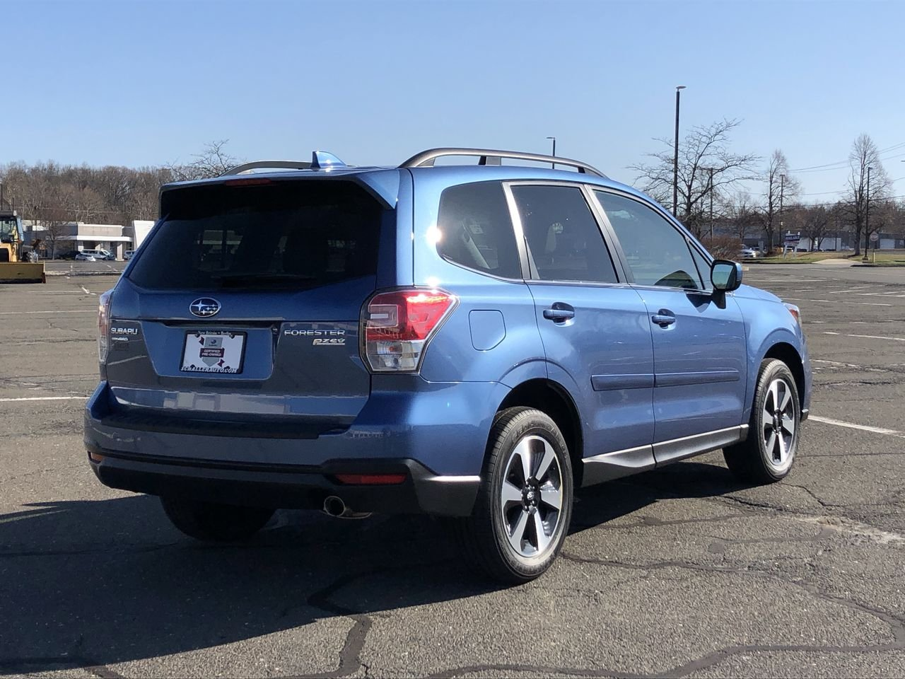 Certified Pre Owned 2017 Subaru Forester Limited