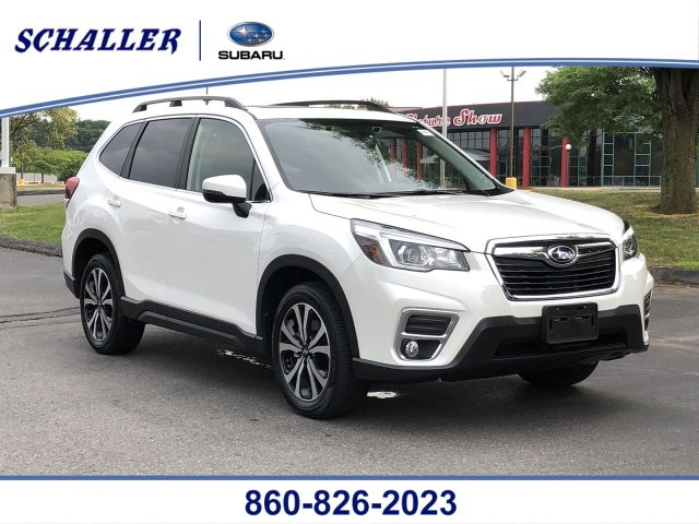 Certified Pre-Owned 2019 Subaru Forester Limited AWD