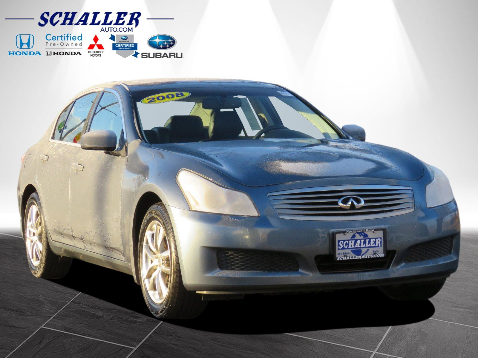 Pre Owned 2008 Infiniti G35 Sedan X