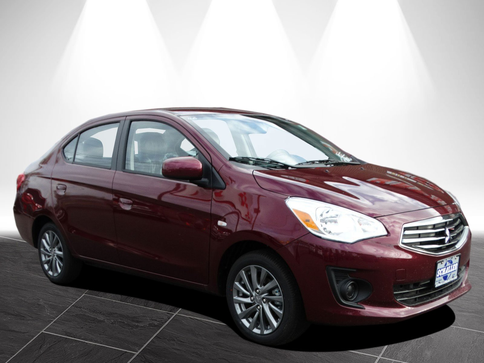New 2018 Mitsubishi Mirage G4 ES 4dr Car in New Britain #12154 ...