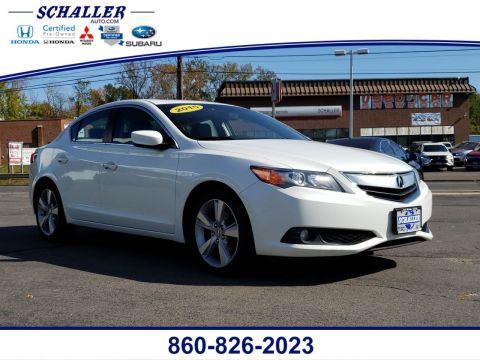 Pre-Owned 2015 Acura ILX Tech Pkg
