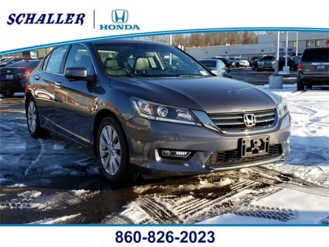 Pre-Owned 2013 Honda Accord EX-L w/Navigation