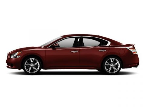 Pre-Owned 2012 Nissan Maxima 3.5 SV with Premium Pkg