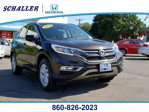 Pre-Owned 2016 Honda CR-V Touring Sport Utility in New