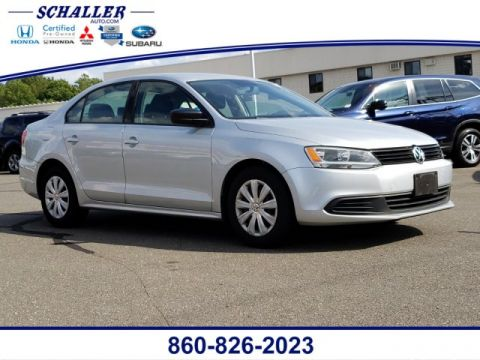Pre-Owned 2011 Volkswagen Jetta Sedan S
