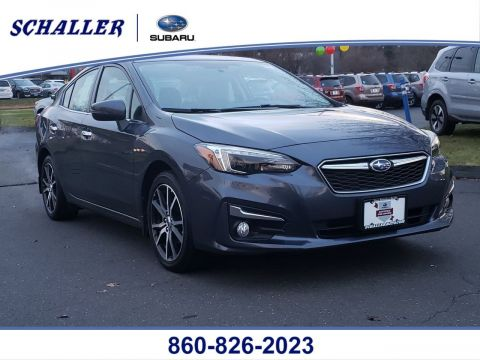 Certified Pre-Owned 2017 Subaru Impreza Limited