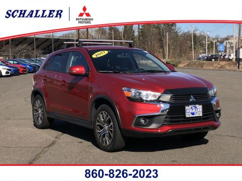 Certified Pre-Owned 2017 Mitsubishi Outlander Sport ES 2.0
