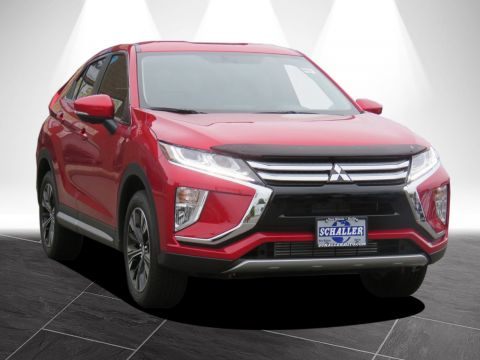 New 2018 Mitsubishi Eclipse Cross SEL