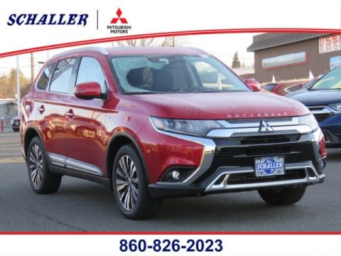 New 2019 Mitsubishi Outlander GT