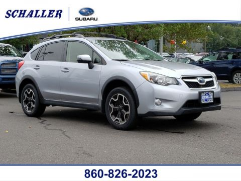 Pre-Owned 2015 Subaru XV Crosstrek Limited
