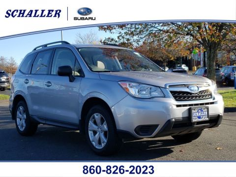 Certified Pre-Owned 2016 Subaru Forester 2.5i
