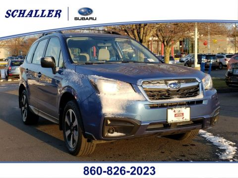 Pre-Owned 2017 Subaru Forester