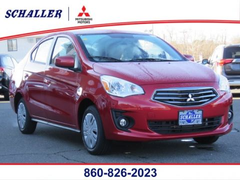New 2019 Mitsubishi Mirage G4 G4